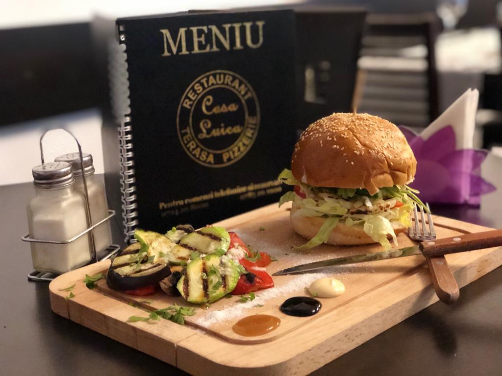 burger berceni
