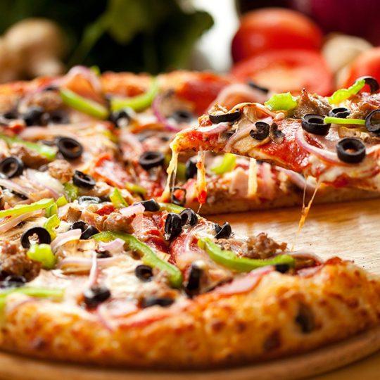 pizza casa luica Berceni
