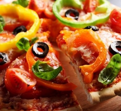 pizza vegetariana berceni
