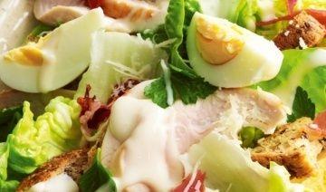 salata cu pui berceni