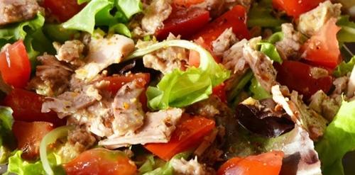 salata cu ton berceni