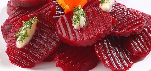 salata de sfecla rosie cu hrean berceni