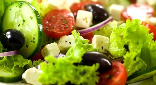 salata greceasca berceni
