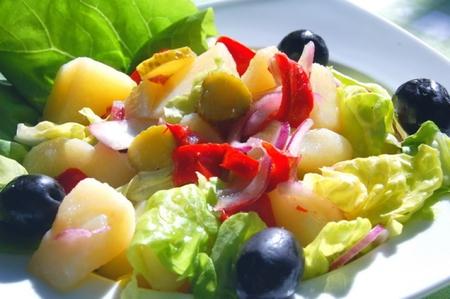 salata orientala berceni